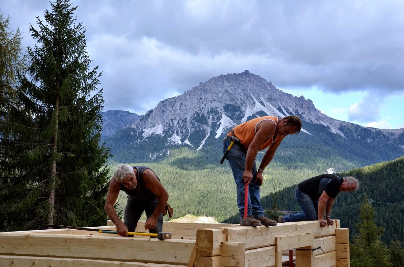 Pradetto costruzioni in montagna