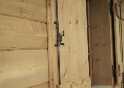 Recupero finestra in legno