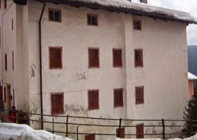 Casa prima della ristrutturazione