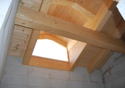 carpenteria tetto
