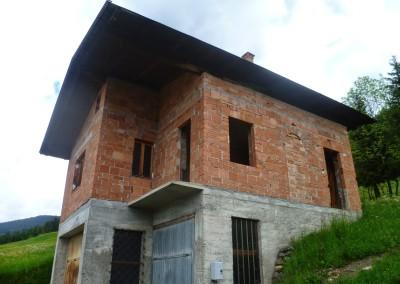 Casa a Costalissoio, prima